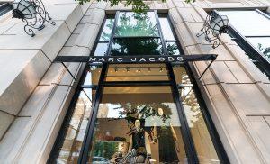 Marc Jacobs exterior