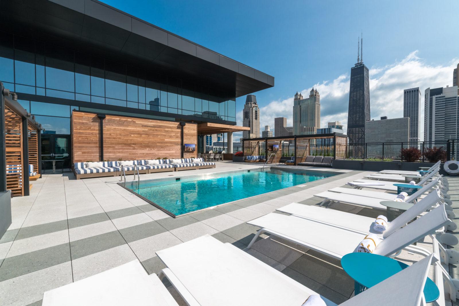 Aur 233 Lien Chicago Apartments Photos Of Amenities Amp Apartments